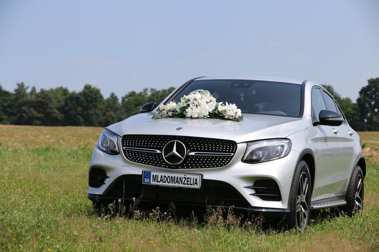 Požičanie auta na vašu svadbu